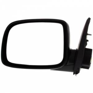 Kool Vue - 09-12 CHEVY COLORADO/GMC CANYON EXTENDED OR CREW CAB MIRROR LH, Power, Foldable, Non-Heated, Paint to Match