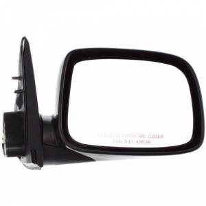 Kool Vue - 09-12 CHEVY COLORADO/GMC CANYON EXTENDED CAB OR CREW CAB MIRROR RH, Power, Foldable, Non-Heated, Paint to Match