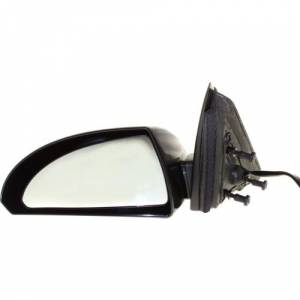 Kool Vue - 09-14 CHEVY IMPALA MIRROR LH, Power, Non-Heated, Manual Folding, Textured Black