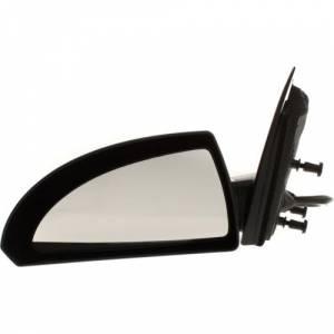 Kool Vue - 09-14 CHEVY IMPALA MIRROR LH, Power, Heated, Manual Folding, Textured Black