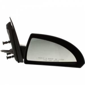 Kool Vue - 09-14 CHEVY IMPALA MIRROR RH, Power, Heated, Manual Folding, Textured Black