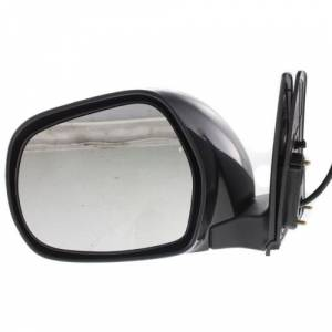 Kool Vue - GX470 03-09 MIRROR LH, Power, Heated, w/ Memory, Manual Folding, Paint to Match