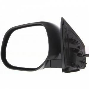 Kool Vue - 07-09 MITSUBISHI OUTLANDER MIRROR LH, Power, Heated, Manual Folding, Paint to Match