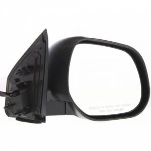 Kool Vue - 07-09 MITSUBISHI OUTLANDER MIRROR RH, Power, Heated, Manual Folding, Paint to Match