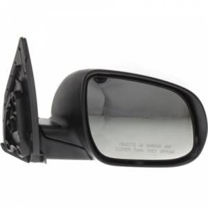 Kool Vue - 10-11 HYUNDAI ACCENT MIRROR RH, Power, Non-Heated, Manual Folding, Paint to Match, Sedan/Hatchback