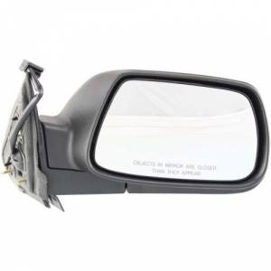 Kool Vue - 05-07 JEEP GRAND CHEROKEE MIRROR RH, Rear View, Power, Non-Heated, w/o Memory, G-Convex, Assembly