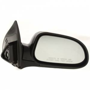 Kool Vue - 04-08 SUZUKI FORENZA MIRROR RH, Power, Heated, Manual Folding, Paint to Match