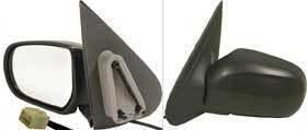 Kool Vue - 01-02 FORD ESCAPE MIRROR LH, Power,  Non-Heated