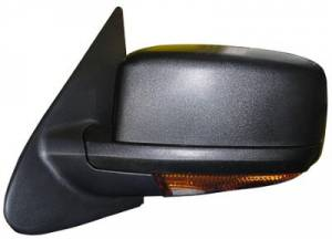 Kool Vue - 03-04 FORD EXPEDITION MIRROR LH, Power, Heated, w/ Puddle & Signal Lamp