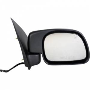 Kool Vue - 00-01 FORD EXCURSION MIRROR RH, Power, Heated, Paddle Type, w/o Signal Lamp
