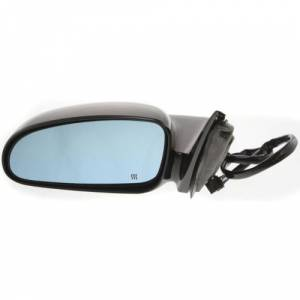 Kool Vue - 00-05 PONTIAC BONNEVILLE MIRROR LH, Power, Heated, w/ Memory, w/ Blue Glass, Paint to Match