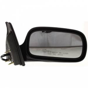 06 07 Buick Lucerne Mirror Rh Power Heated W O Signal border=