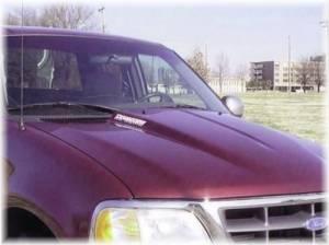 Reflexxion - 97-02 Ford Expedition Reflexxion Steel Cowl Induction Hood #701700