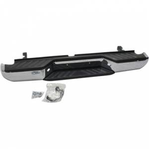 Reflexxion - 05-14 Nissan Frontier Pickup Reflexxion Chrome Step Bumper