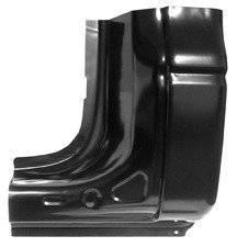 Key Parts - 97-04 DODGE DAKOTA Regular Cab LH Drivers Side CAB CORNER