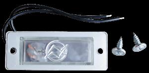 Key Parts - Roll Pan Light Universal: Fits All Universal Fits