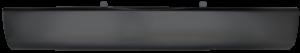 Key Parts - 92-99 Chevy Suburban Steel Rear Roll Pan