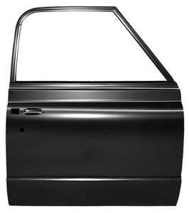 Key Parts - 67-71 CHEVY/ GMC C-10 RH Passangers Side DOOR SHELL