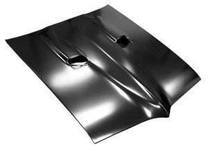 Key Parts - 67-69 Pontiac Firebird HOOD (400)
