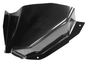 Key Parts - 73-87 CHEVY GMC C-10 RH Passenger Side LOWER AIR VENT COWL SECTION