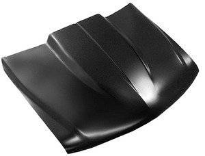 Key Parts - 00-06 Chevy Suburban/Chevy Tahoe 2 in. Cowl Induction Hood