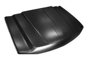 Key Parts - 05-06 Chevy Silverado 2500/3500 HD Cowl Induction Hood