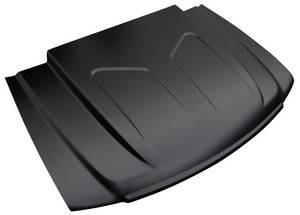 Key Parts - 07-13 GMC Sierra 1500-2500/3500 Cowl Induction Hood