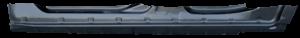Key Parts - 00-07 Mercedes W203 C-Class LH Drivers Side Rocker Panel