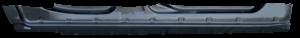 Key Parts - 00-07 Mercedes W203 C-Class RH Passengers Side Rocker Panel