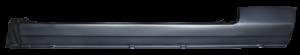 Key Parts - 85-89 Mercury Merkur XR4TI LH Drivers Side Rocker Panel w/ Sideplate