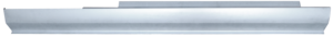 Key Parts - 95-00 Toyota Tercel LH Drivers Side Rocker Panel