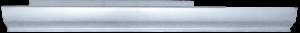 Key Parts - 95-00 Toyota Tercel RH Passengers Side Rocker Panel