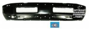Reflexxion - 94-01 DODGE RAM 1500/2500/3500 W/O SPORT FRONT BUMPER E-COAT BLACK