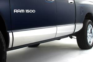 Infinite - 94-01 Dodge Ram Club Cab Short Bed Infinite 8 3/4 in. Rocker Panel Trim