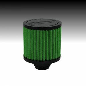 Green Filter - Green Filter High Performance Crank Case Filter Push-in Cylinder