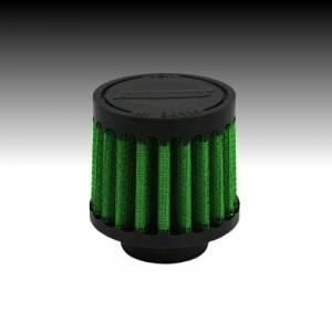 Green Filter - Green Filter High Performance Crank Case Filter (3/4 in. Diameter)