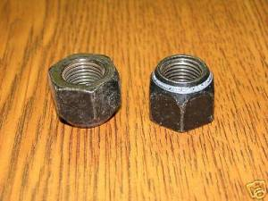 1962-2006 Ford Econoline Van 8-LUG OEM Lug Nuts (Set of 32)