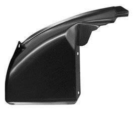 Key Parts - 67-72 CHEVY/GMC C-10 TRUCK INNER REAR LH Drivers Side FENDER SKIRT