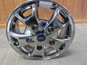 "15-C Ford Transit 150/250/350 Van 5 Lug 16"" PVD Chrome Wheels *Set of 4"