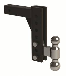 8 in. Andersen EZ Hitch HD 2 in. x 2-5/16 in. Combo Ball
