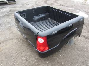 Used 01-05 Ford Explorer Sport Trac Black Truck Bed