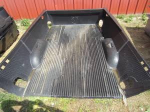 06-08 Dodge Ram 8ft Long Bed OEM Over-Rail Bed Liner