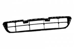OE - 06-07 Honda Accord Coupe Front Bumper Lower Grille