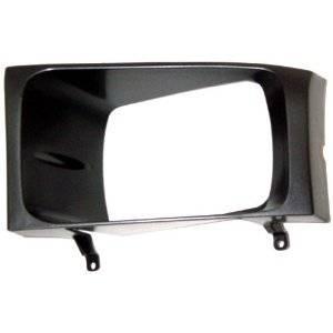 OE - 92-04 Ford F-250/F-350 Super Duty OE Replacement Drivers Side Headlight Bezel