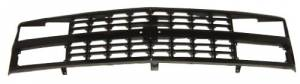 OE - 88-93 Chevy C/K Truck Argent 4 Headlight/Composite Headlight Replacement Grille Assembly