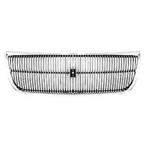OE - 95-00 Chrysler Cirrus Chrome Grille Assembly