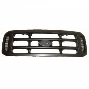 OE - 99-04 Ford F-250/F-350 Super Duty OEM Paint-to-Match Grille Assembly