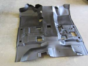 07-13 Chevy Silverado/GMC Sierra Regular Cab Vinyl Ebony Carpet