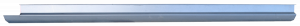 04-09 Toyota Prius LH Driver's Side Rocker Panel