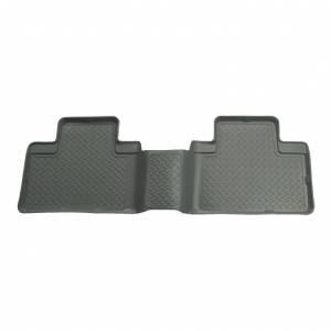 Husky Liners - 99-06 Chevy Silverado/GMC Sierra Extended Cab Short Bed Husky Gray Rear Floor Liner